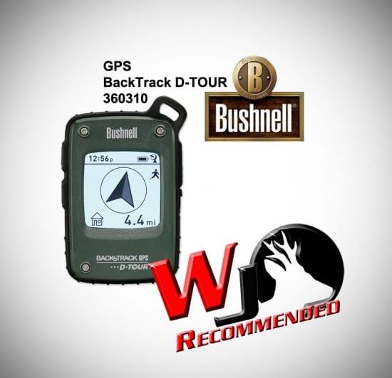 Bushnell Backtrack D-GPS
