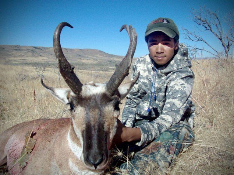 Hunting Antelope In Idaho