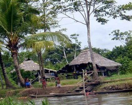 Village-Scene