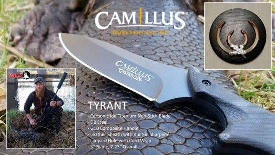 Camillus Brand Knives