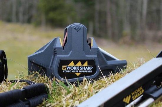 Combo Knife Sharpener av Work Sharp (svenska)
