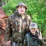 Figure-2-Photo-Ryan-and-Tyler-on-Tylers-first-turkey-hunt-150x150