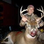 An Indiana Archery Buck